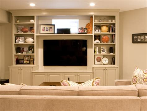 Latest Interiors For Living Room by Sports Theme Contemporary Basement New York By Dw
