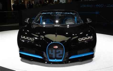 bugatti chiron  special edition celebrates   kmh