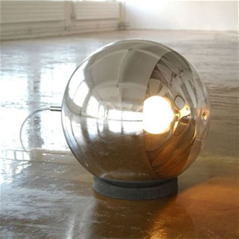 mirror ball floor lamp novacom
