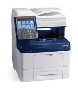 Xerox WorkCentre 6655 - YouTube