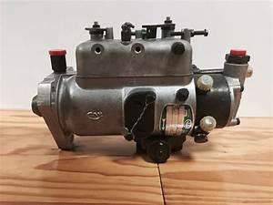 Perkins 4 108 Industrial Engine Diesel Fuel Injection Pump