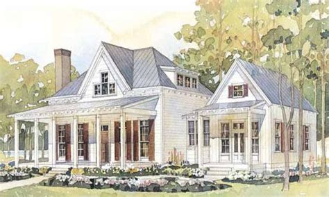 Cottage Homes Floor Plans by House Plans Southern Living Cottage Of The Year Country