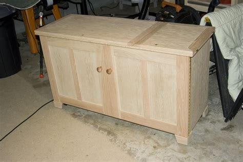 Sewing Cabinet Woodworking Plans by Sewing Cabinet By Atceric Lumberjocks Com