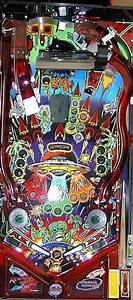 Revenge From Mars Pinball 2000 or P2K of 1999 by Bally at ...