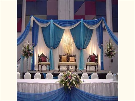 church anniversary stage decoration elegant wedding