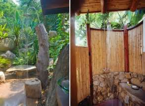 outside bathroom ideas 20 irresistible outdoor shower designs for your garden designrulz