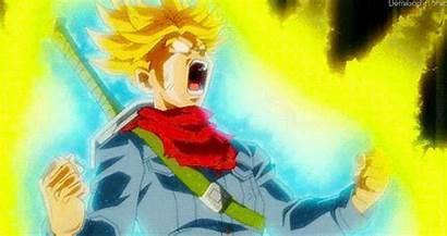 Trunks Rage Saiyan Future Gohan Limits Beyond