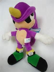 Sonic the Hedgehog Silver Plush Toys