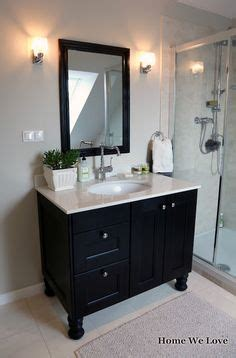 kitchen cabinets colors modern powder room with hardwood floors powder room 2932
