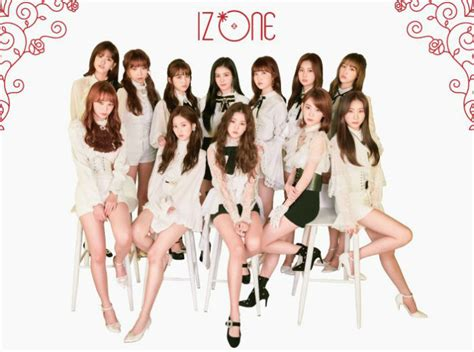 Izoneのデビュー曲