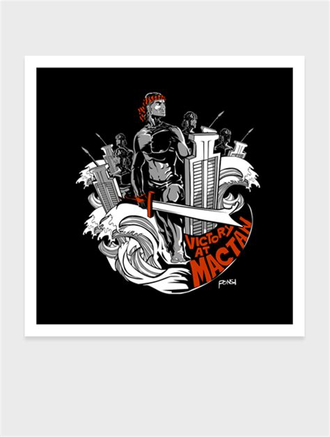 victory numbered edition   bayani art