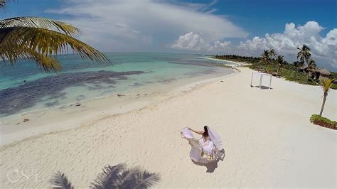 Dreams Tulum Resort & Spa   Destination Weddings