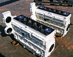 Remanufactured Cat 3116 Marine Short Block
