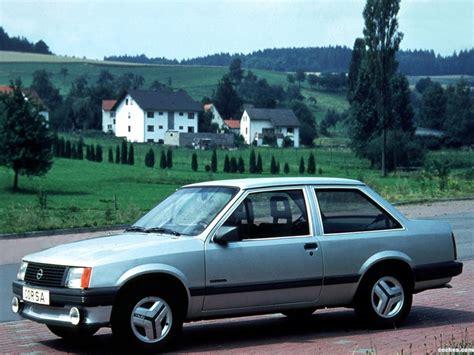 Opel Tr by Fotos De Opel Corsa A Tr 2 Puertas 1983 Foto 3