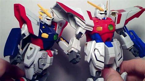 1/100 Hg Shining Gundam & Rising Gundam Review