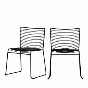 Chaise Design Metal : chaise design et moderne chaises designer drawer ~ Teatrodelosmanantiales.com Idées de Décoration
