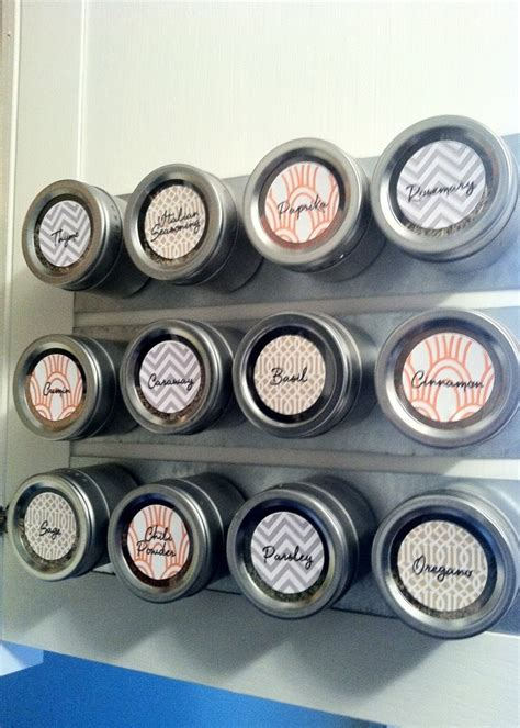 Spice Rack Stickers by 34 Best Images About Spice Labels For A And Organized