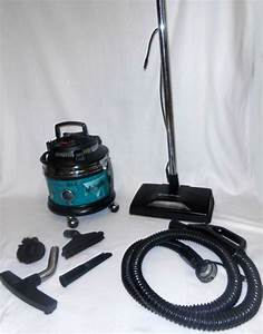 70th Anniversary Filter Queen Vacuum Cleaner Canister W