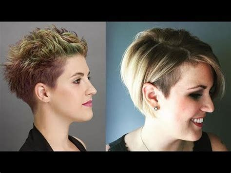 top  awesome womens undercut hairstyle  short hair