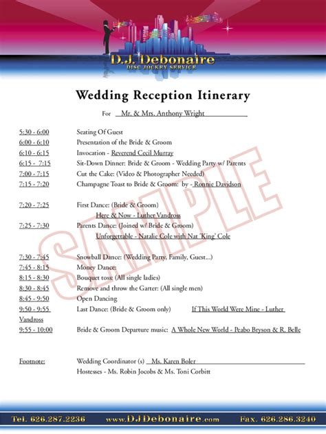 itinerary template   templates   word excel