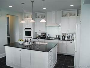 pictures of kitchens traditional white kitchen cabinets With white kitchen cabinet design ideas
