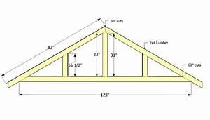 diy carport plans myoutdoorplans free woodworking With 16 ft roof trusses