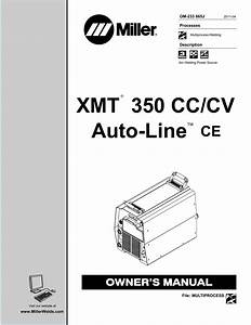Miller Xmt 304 Wiring Diagram Download
