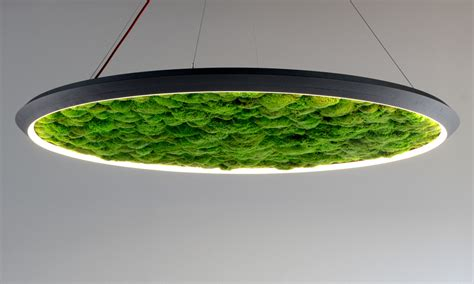 Moss Lighting by Luce Verde Slimluce Verde Slim Sattler