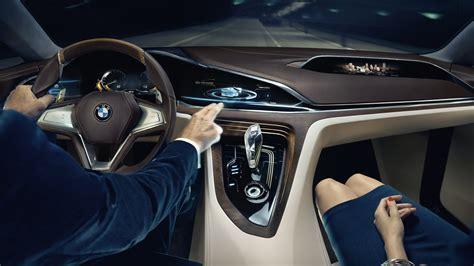 Bmw Vision Future Luxury Interior Youtube