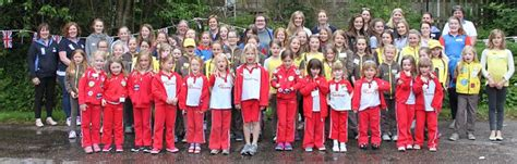 girlguiding north yorkshire west