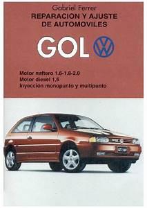 Volkswagen Gol Av9 Manual De Reparacion Y Ajustes Gol Pdf