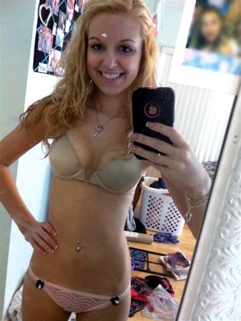 Blonde Teen Anal Webcam