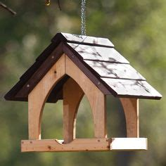 wood bird feeder plans   wood bird feeder