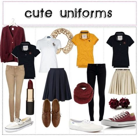 We could wear everything except the yellow polo and red cardigan | Fashion | Pinterest | The ...