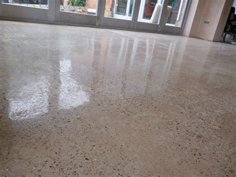 The Benefits of Concrete Flooring   All Mix Concrete
