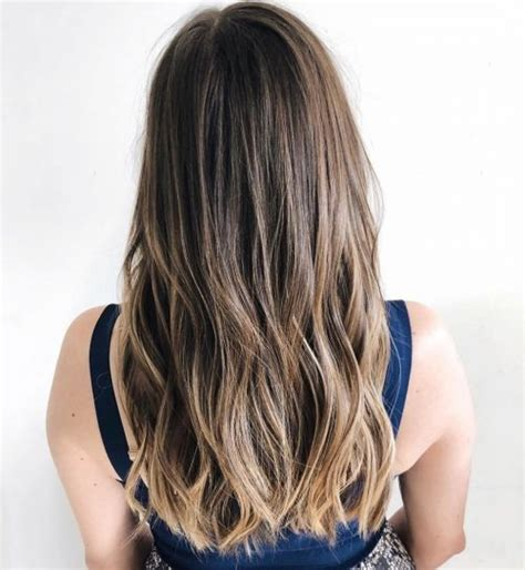 36 Perfect Hairstyles For Long Thin Hair Trending For 2018
