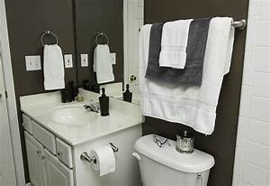 Techniques to install bath accessories at the home depot for Placement of toilet paper holders in bathrooms