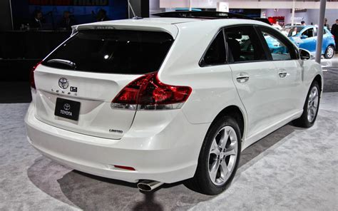 toyota venza 2016 toyota venza redesign change price cars news