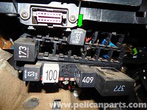 2001 Vw Beetle Light Replacement Volkswagen Jetta Mkiv Relay Panel Access And Relay