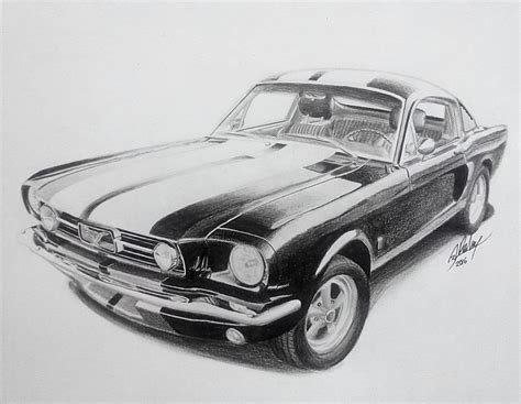 ford mustang anton phillipson draw  drive