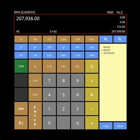 rpn scientific x for windows 10 pc free topwindata