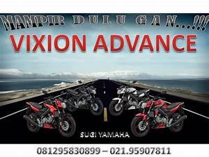 New Vixion Ks Advance Ready Stok Siap Kirim - Dealer Kredit Motor Yamaha