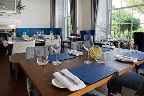 The Dining Room At 28 Queen Street  Edinburgh City Center