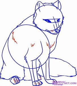 How To Draw A Fox Step By Step Arctic Animals Animals