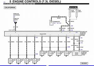 2001 Ford 7 3 Liter Engine Diagram