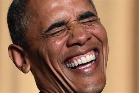 Obama Laughing Meme - media salon com on reddit com