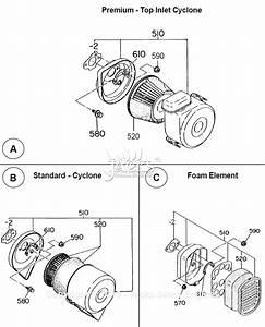 Robin  Subaru Ey20 Parts Diagram For Air Cleaner