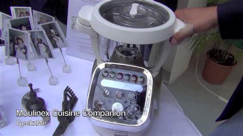 cuiseur moulinex hf800 companion cuisine moulinex cuisine companion présentation fr