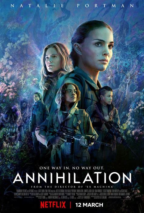 Critique du film Annihilation - AlloCiné