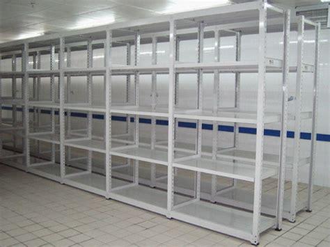 Assembled Light Duty Warehouse Storage Pallet Rack